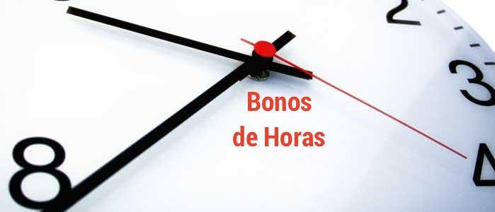 Bono de Horas – Mantenimiento informático